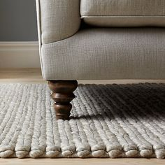 Buy John Lewis Ardley Rug, Cream Online at johnlewis.com