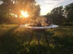 Die neue Art des Grillierens:  bbq-circle.ch Catering, Bbq, Dining Table, Design, Furniture, Home Decor, Fine Dining, Creative, Barbecue