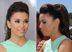 Eva Longoria Hairstyle, Hair How to