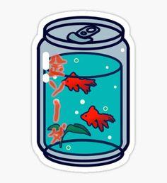 'Star Juusu' Sticker by Ronald Kuang Stickers Kawaii, Food Stickers, Anime Stickers, Journal Stickers, Diy Stickers, Printable Stickers, Laptop Stickers, Sticker Ideas, Arte Do Kawaii