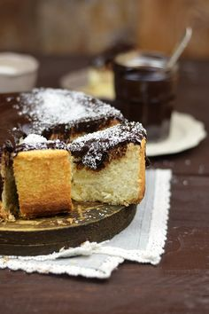 Kokos Schokoladen Cheesecake - Coconut Chocolate Cheesecake (3)