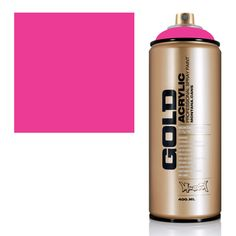 Montana Gold Spray Paint - Gleaming Pink (2 cans)
