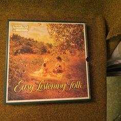 New to BigfootCountryTrader on Etsy: Easy Listening Folk - Reader's Digest Pleasure Programmed - Set of 7 albums - Vintage 1982 (40.00 USD)