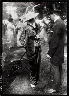 Grand Prix de Paris, hippodrome de Longchamp, 1914