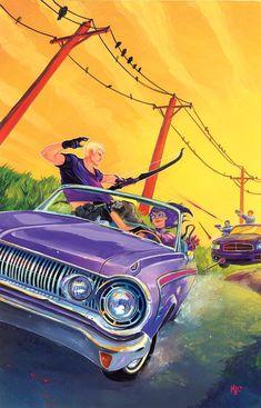 Kate Bishop, Hawkeye Marvel, Rust, Movies, Movie Posters, Painting, Films, Film Poster, Painting Art