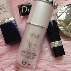Capture Totale Dream Skin Advanced #dior Loving this,it's amazing how's my skin has been smoothen and radiant @dior and @octoly thanks #octolyfamily #freewithoctoly #honestopinion