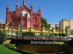 Bueno Aires Design Mall - Recoleta, Buenos Aires, Argentina