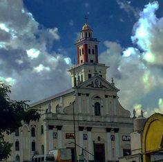 Igreja do Calvário por Daniel Beeson