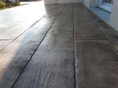 univers déco terrasse beton