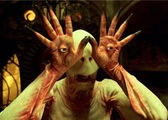 """Guillermo del Toro's masterpiece, """"Pan's Labyrinth"""" (2006).   Actor Doug Jones (pictured) is a modern day Lon Chaney... a man of a thousand faces.   Met him a few years ago at Comic Con, and he was a very nice man."""