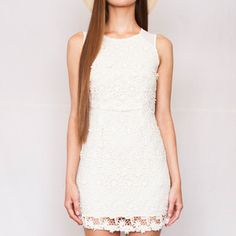 Daisy Crochet Dress, £62, now featured on Fab.
