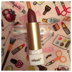 From Ipsy: 2 Noyah lipstick.