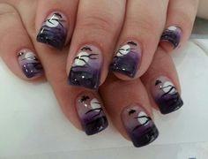 Halliween nails