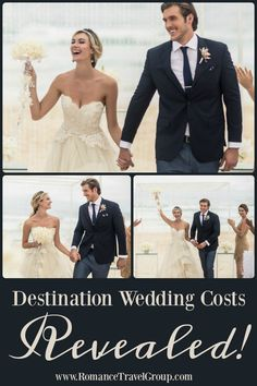 Ever wonder how much a destination wedding really costs? You've heard the rumors about how destination weddings cost so much less. We're here to tell you... the rumors are true! Our latest blog goes over everything in detail. You CAN afford a fabulous destination wedding! Let us help you navigate through the process.