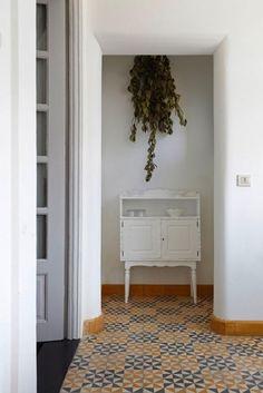 piso ladrilho-geométricos