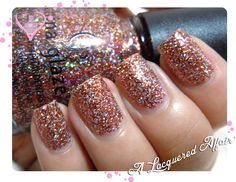 China Glaze Glitter Goblin (Wicked Collection Halloween 2012) | 6 August 2012