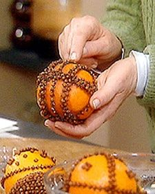 Pomanders and more on MarthaStewart.com