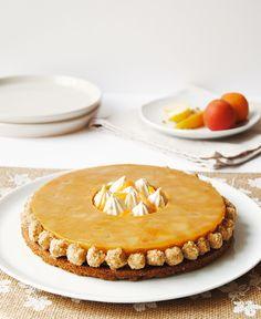 Tarte Caramel, Classic Cake, Baking, Food, Spaghetti, Sweets, Recipes, Apricot Cake, Sweet Pie