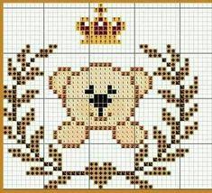Mary Jo's media content and analytics Cross Stitching, Cross Stitch Embroidery, Hand Embroidery, Embroidery Designs, Cross Stitch Baby, Cross Stitch Charts, Modern Cross Stitch Patterns, Knitting Charts, Pixel Art
