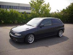 Opel Astra F GSI