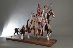 Rhonda Holy Bear~Lakota doll artist