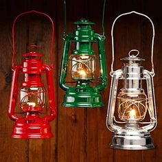 """German-Made """"Hurricane"""" Oil Lamps.  Quality ones are hard to find today."""
