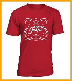 100 Guapo Handsome Mexican Guy - Geburtstag shirts (*Partner-Link)