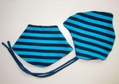 Mütze Baby mit Halstuch von frauheld  auf DaWanda.com