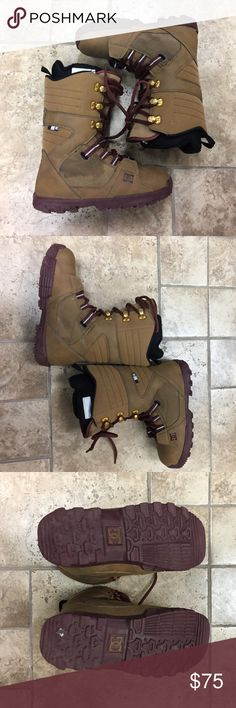 DC Mutiny Snowboard Boots DC Mutiny Snowboard Boots. Lightly used. Accepting all offers. DC Shoes Boots