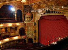 Interior of the Hackney Empire Classical Athens, Drama Education, Peter And The Starcatcher, Bethnal Green, Best Architects, London Theatre, Kingdom Of Great Britain, London Life, Old London