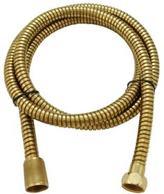 69 Metalic Shower Hose Polish Brass Finish  By Plumb USA 14307 >>> Read more reviews of the product by visiting the link on the image.