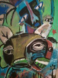 When Ever We Speak | Outsider Artist Kimberley Pierce Cartwright