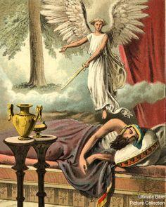 Daniel Nebuchadnezzar Kings dream 2   Daniel 2: Nebuchadnezzar's dream