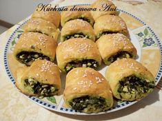 Spanakopita, Cooking, Ethnic Recipes, Food, Amazing, Kitchen, Essen, Meals, Yemek