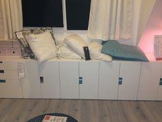 Leuk voor tienerkamer Teen Girl Rooms, New Room, Playroom, Toddler Bed, Furniture, Goals, Home Decor, Teenage Girl Rooms, Child Bed