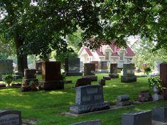 Riverside Cemetery & Chapel, Charles City, Iowa, one of Iowa's most beautiful cemeteries Charles City Iowa, Leclaire Iowa, Madison County, Washington County, Chamber Of Commerce, Summer Travel, Cemetery, Brighton, Trip Advisor