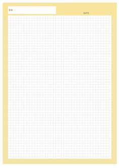 [징징쓰양식]심플_모눈종이양식/반반모눈/코넬노트양식공유! : 네이버 블로그 Memo Notepad, Note Doodles, Study Planner, Notes Template, Bullet Journal Ideas Pages, Good Notes, Writing Paper, Note Paper, Printable Paper
