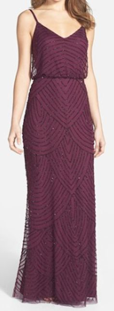 embellished blouson gown  http://rstyle.me/n/rdtenpdpe