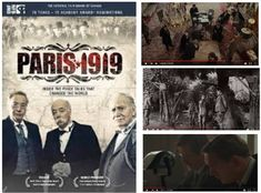This is a student viewing guide that accompanies the documentary movie Paris, 1919 produced by the National Film Board of Canada.   A full copy of the video is in the folder as well as links to the complete documentary online.The student guide is divided into 7 chapters.