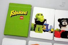 Lego Fabuland Memory 24 Karten OVP | cyan74.com vintage & pop culture