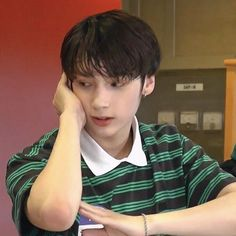Pretty Boy Swag, Pretty Boys, Kai, Kim Hongjoong, No Name, Kpop Aesthetic, Kpop Boy, Boyfriend Material, Attack On Titan