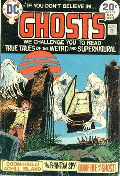 Ghosts #24 (Issue)