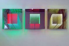 Perpetual Plexiglass Artwork : Hans Kotter