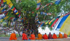 Bodh Gaya - Bodh Gaya is the place where Gautama Buddha obtained Enlightenment (Bodhimandala). It is a religious site and place of pilgrimage associated with the Mahabodhi Temple Complex in Gaya district in the Indian state of Bihar.