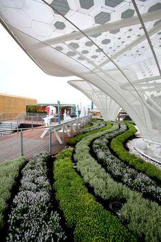#German Pavilion - #Expo2015   Schmidhuber