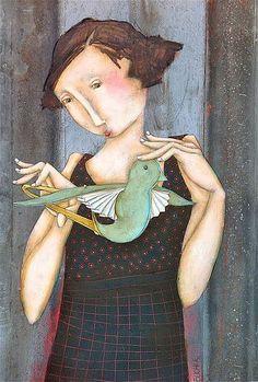 Magalie Bucher - L'oiseau