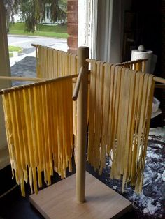 Amazon.com: Norpro Pasta Drying Rack: Kitchen & Dining