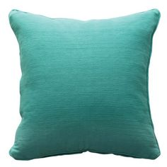 Fogarty Ribbed Cushion (290 ARS) ❤ liked on Polyvore featuring home, home decor, throw pillows, pillows, cojin, filler, home-pillows, contemporary throw pillows, turquoise accent pillows and cotton throw pillows