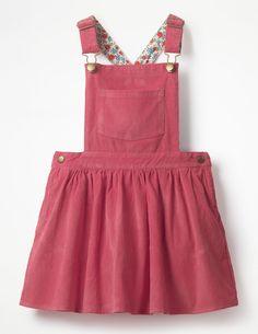 Dungaree Pinafore Dress G0369 Pinafore Dresses at Boden