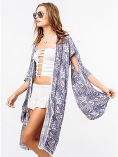 344ea7f6435c3 Absinthe Kimono Blue Batik